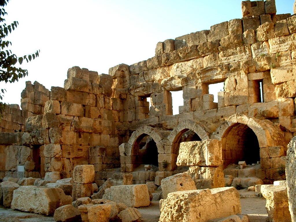 Baalbek Passageways