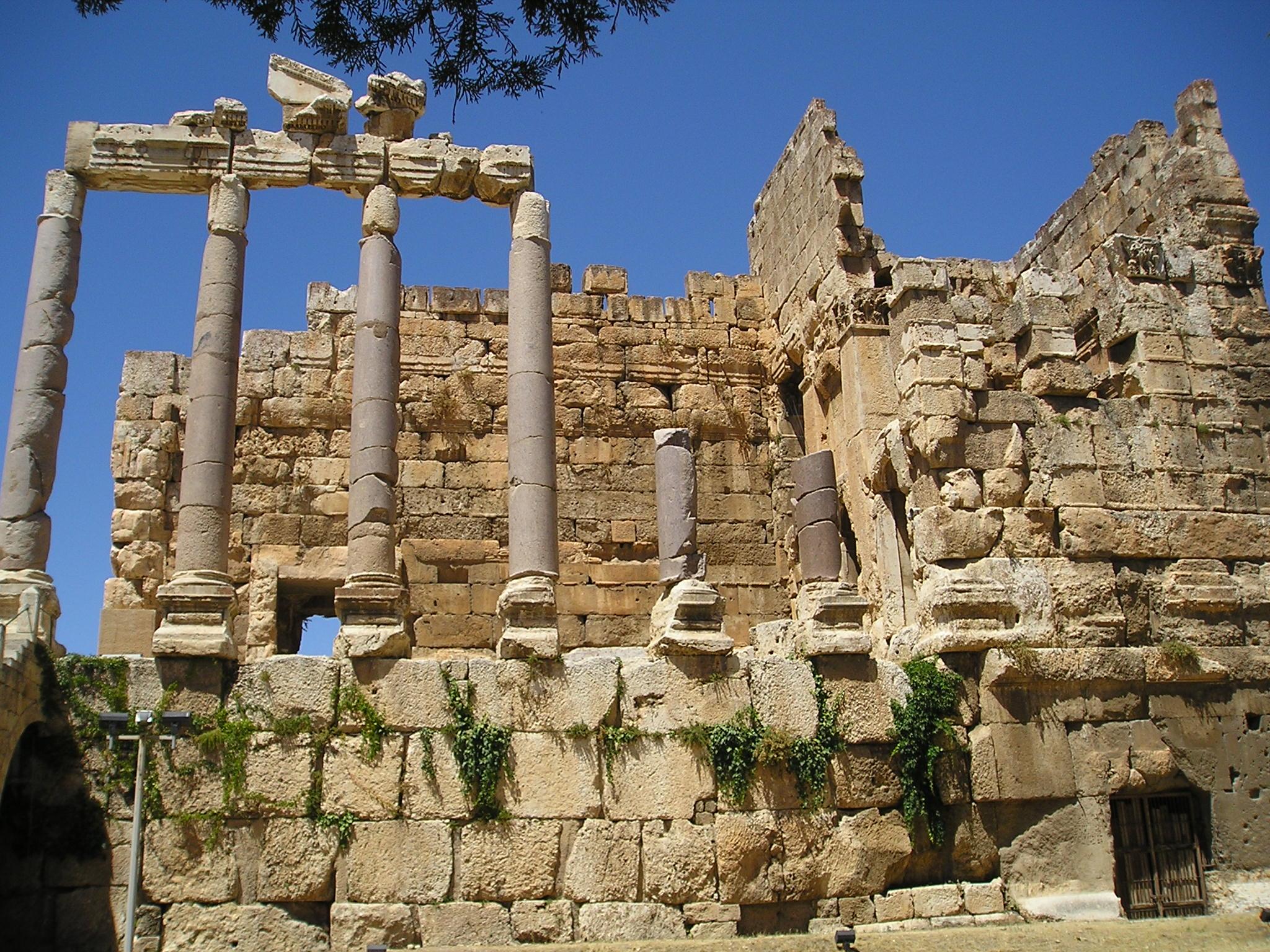 Baalbek Propylaea