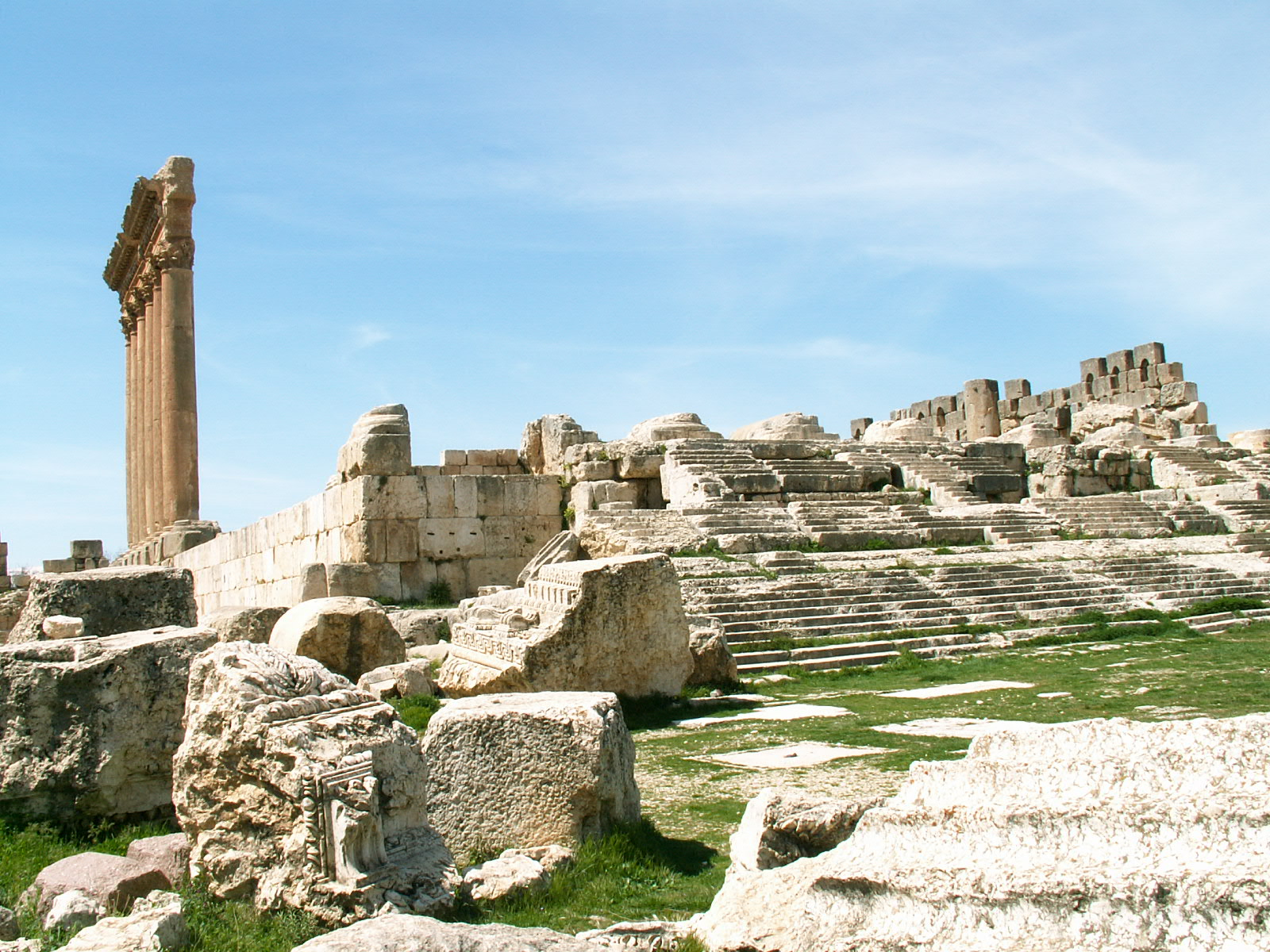 Baalbek Sacred Places