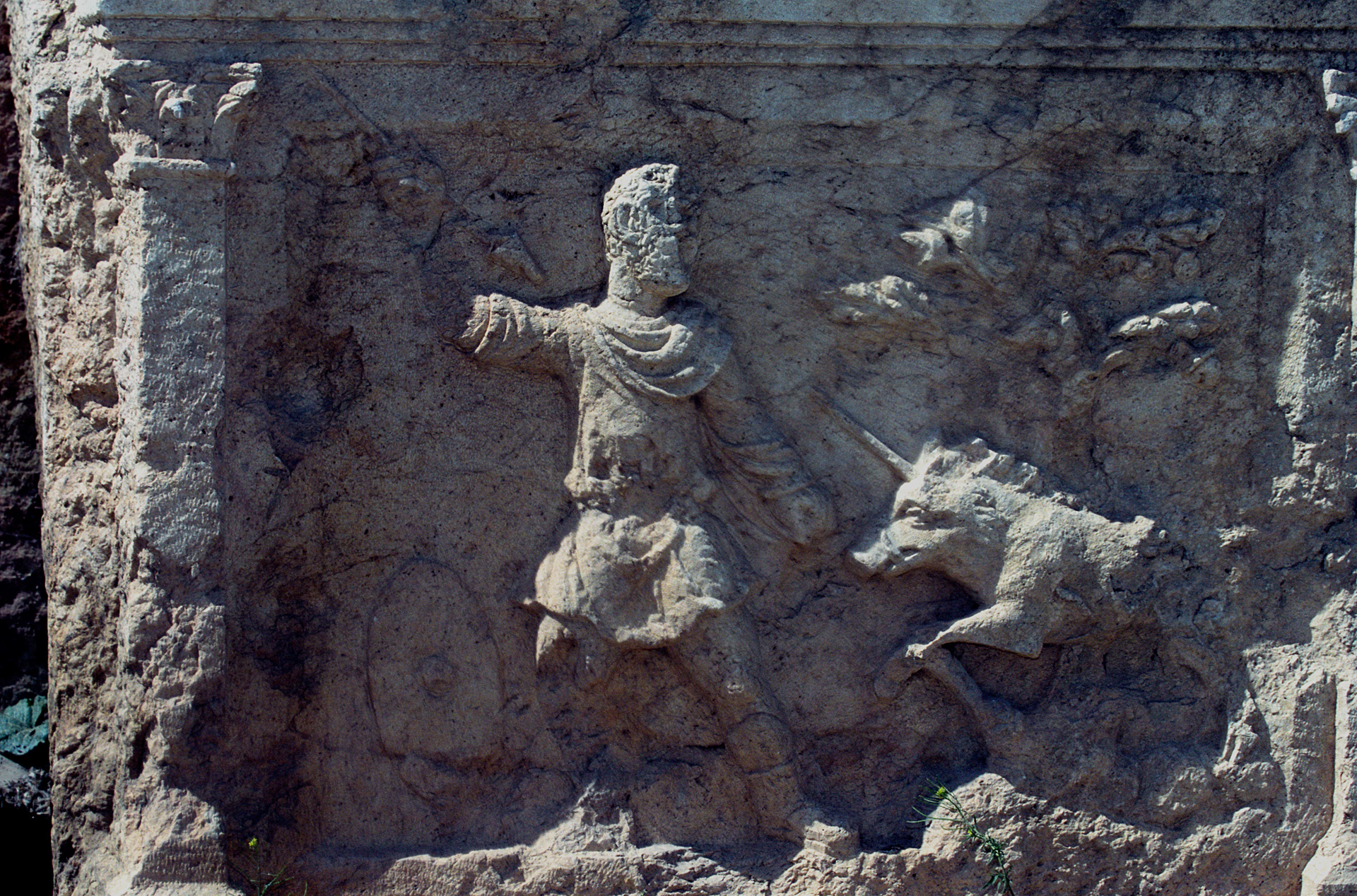 Baalbek Sarcophagus