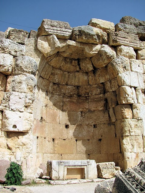 Baalbek Shrine