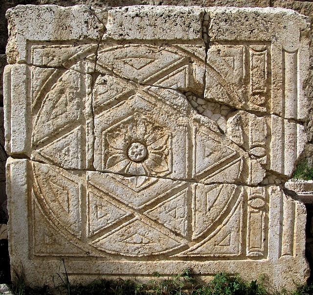 Baalbek Stone Geometry
