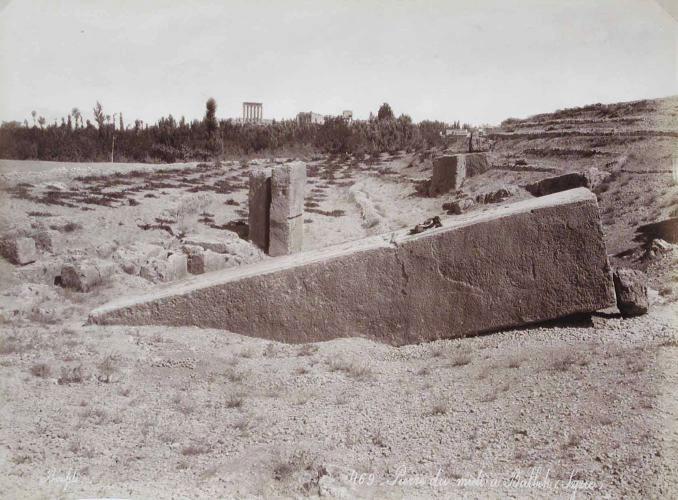 Baalbek Syria Trilithon