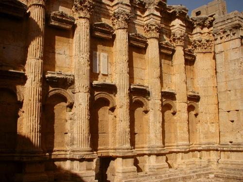 Baalbek Temple Bacchus