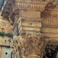 Baalbek Temple of Bacchus Columns 200x200 Baalbek