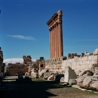 Baalbek Temple of Jupiter 200x200 Baalbek