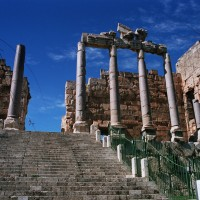 Baalbek main entrance 200x200 Baalbek