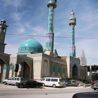 Baalbek mosque hezbollah flag 200x200 Baalbek