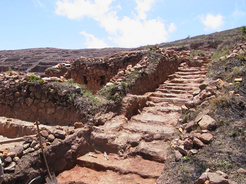 Bolivia Ancient City