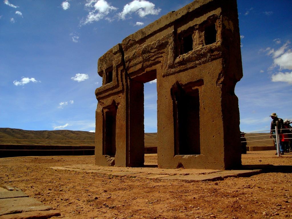 Bolivia Pumapunku Stargate Ancient Mystic Mystery