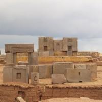 City of Tiwanaku Bolivia Pumapunku 200x200 Pumapunku
