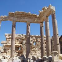 Columns at Baalbek 200x200 Baalbek