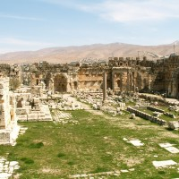 Destroyed Baalbek Ancient Mystery 9000 BC 200x200 Baalbek