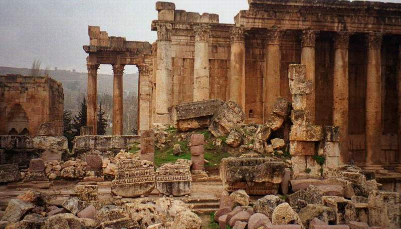 Destroyed Baalbek Lost Ancient Technology Sacred Knowledge