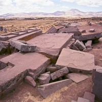 Destroyed city of Pumapunku 200x200 Pumapunku