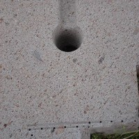 Drilled holes in stone at Pumapunku 200x200 Pumapunku