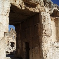 Enterance to Baalbek 200x200 Baalbek