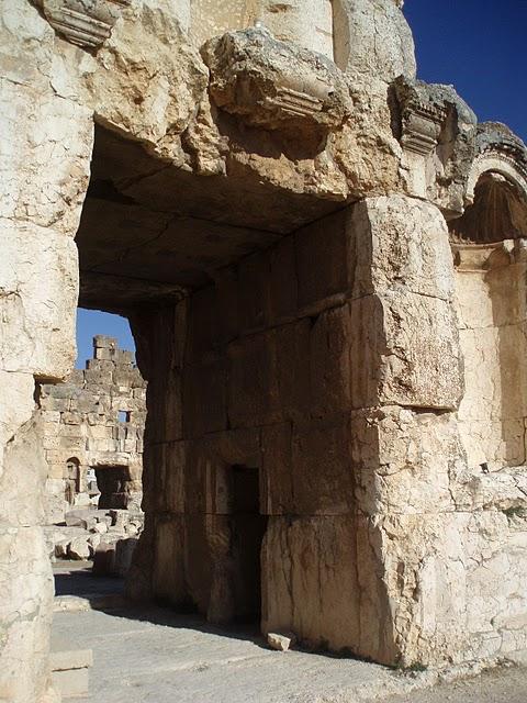 Enterance to Baalbek