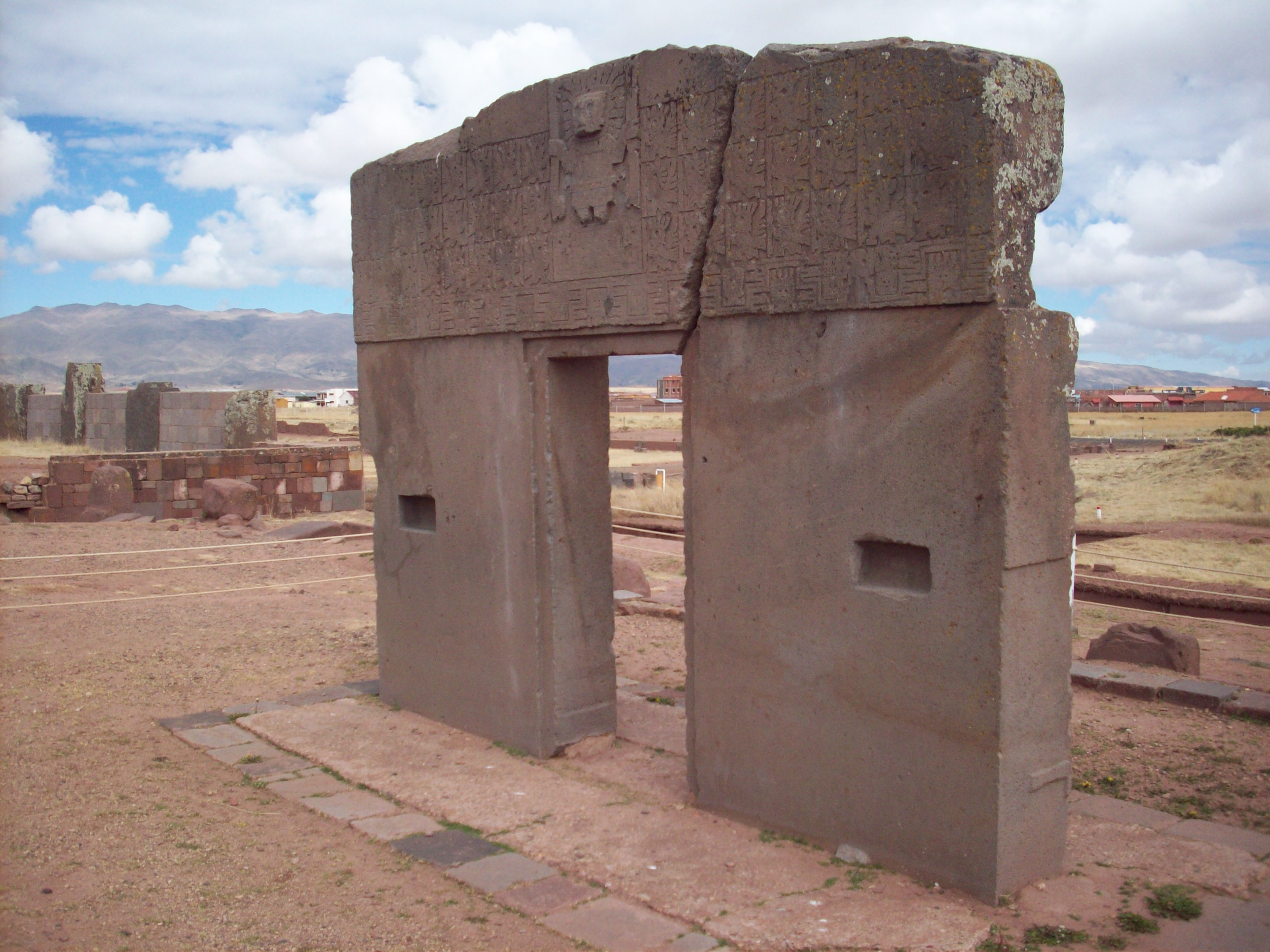 Gateway of the Sun, Pumapunku