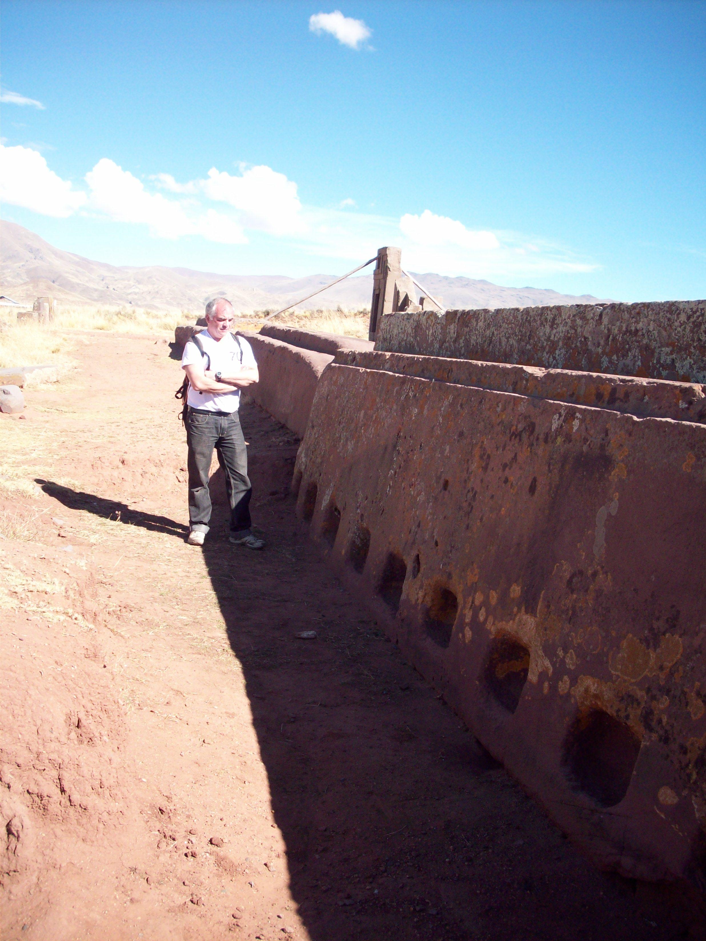 Huge Monolith Pumapunku
