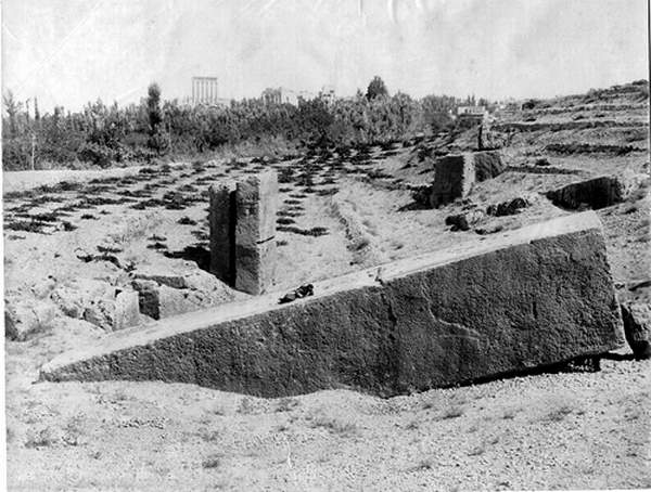 Impossible Stone Megalith Baalbek
