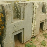 Interlocking Stone Walls Megaliths 200x200 Pumapunku