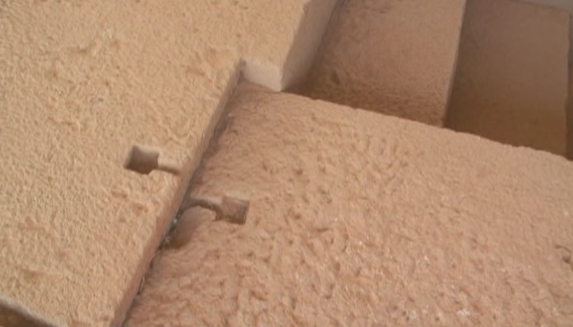 Interlocking Stones Queens Palace Pumapunku