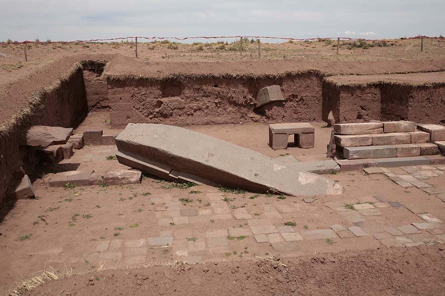 Kalasasaya Temple Pumapunku