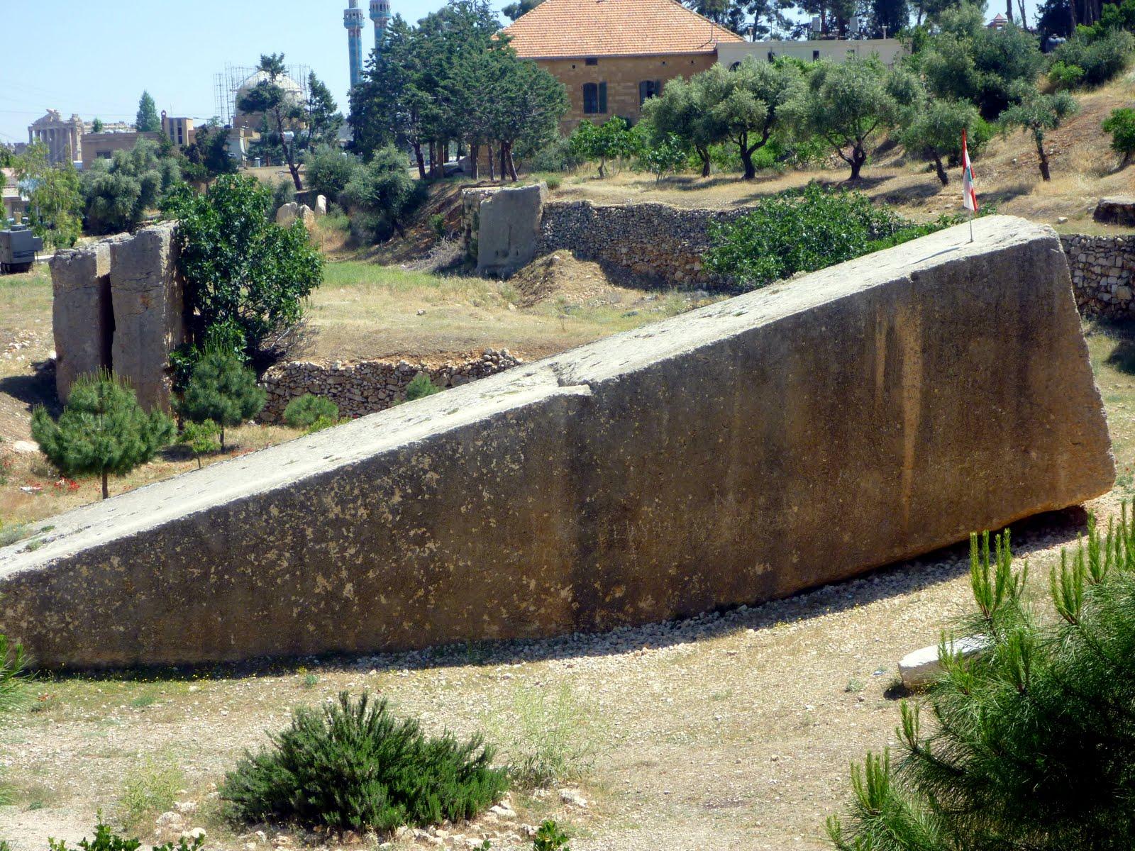 Largest Megalith Baalbek