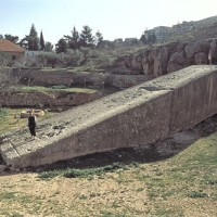 Largest Stones in the World Baalbek 200x200 Baalbek