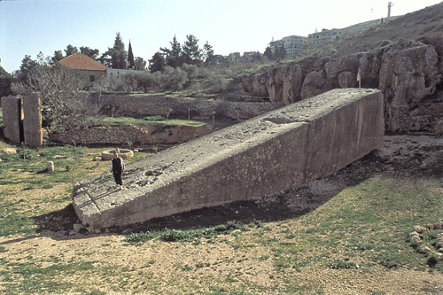 Largest Stones in the World Baalbek