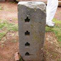 Machined holes cut into stone at Puma Punku Ancient Mystery 200x200 Pumapunku
