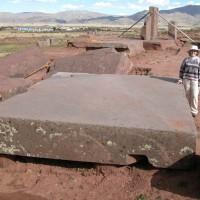 Massive Stone Megalith Pumapunku 200x200 Pumapunku