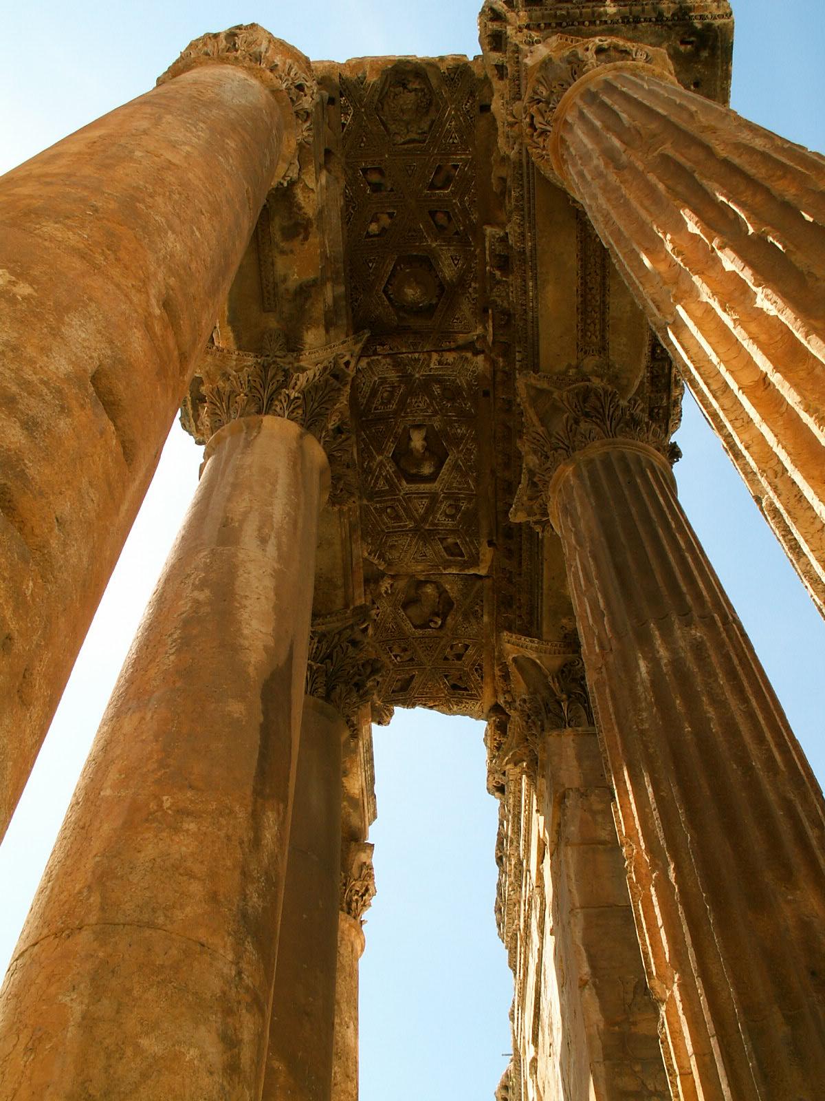 Massive Stone Monuments of Baalbek
