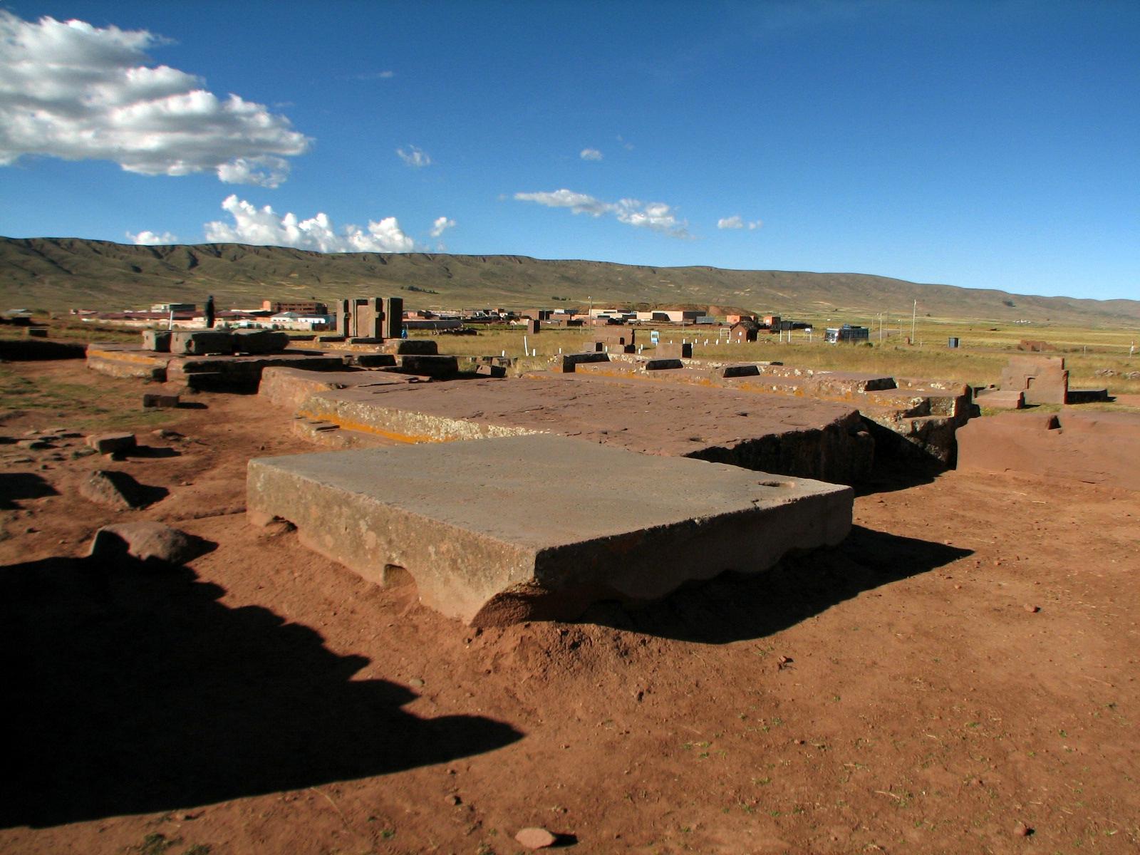 Megalithic Platform Pumapunku