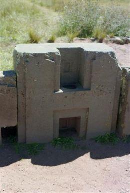 Mysterious Stone Pumapunku