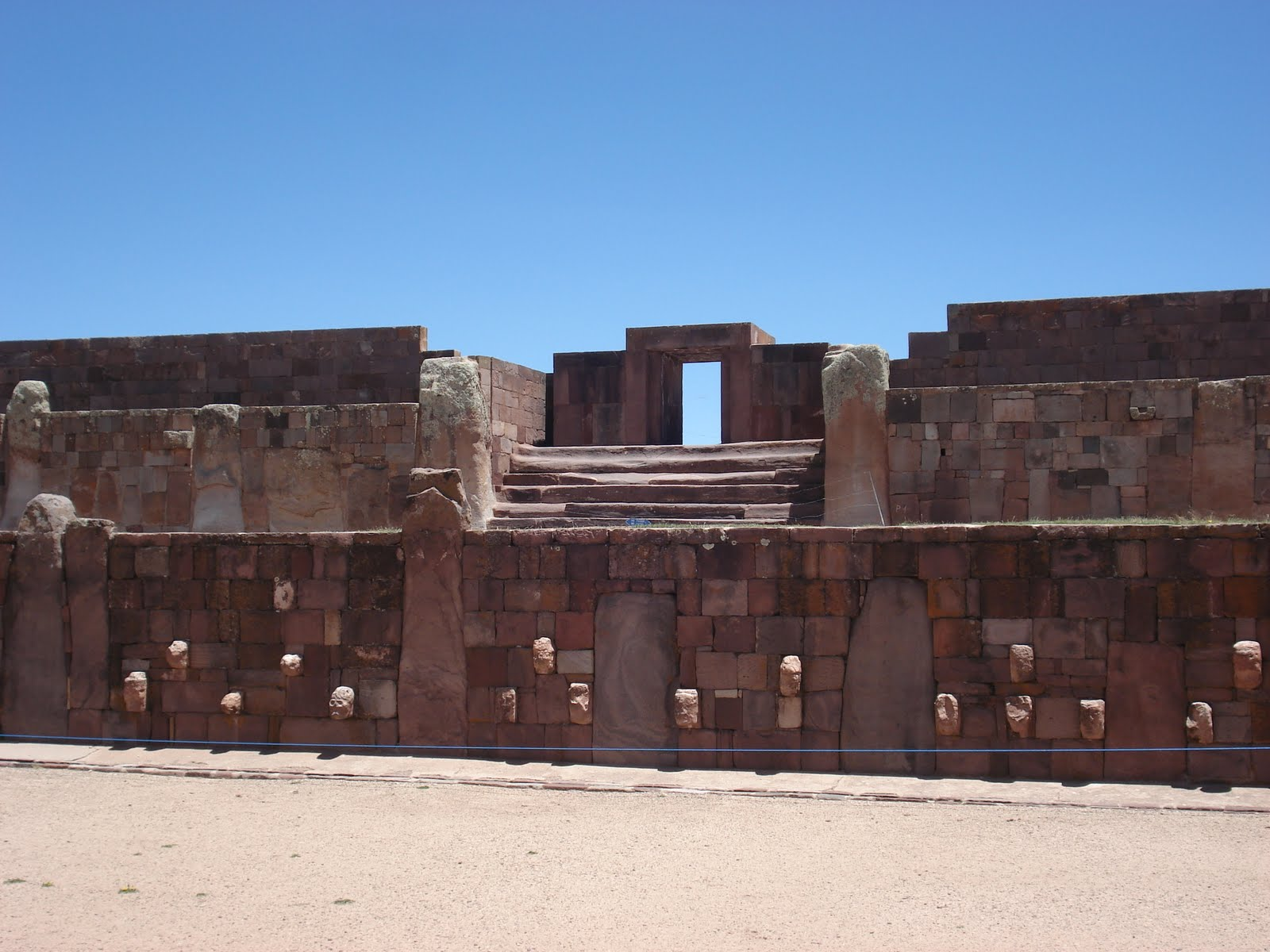 Puma Punku Ancient Advanced Civilization