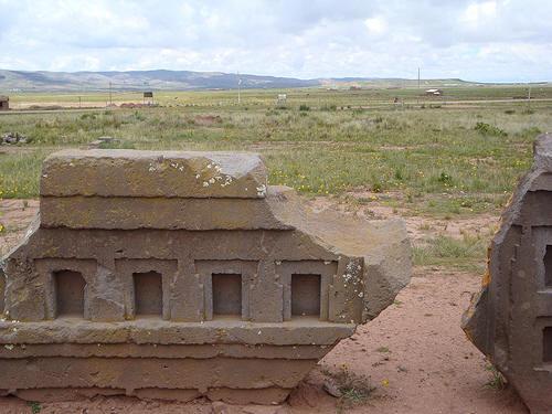 Puma Punku Stone City