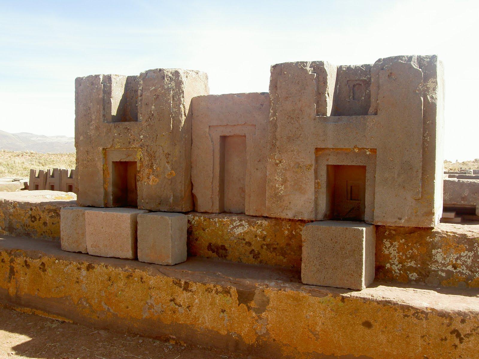 Puma Punku Wall