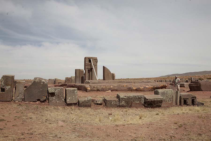 Pumapunku Bolivia Ancient City