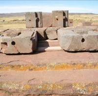 Pumapunku Drilled Holes Ancient Machines Advanced Technology 200x195 Pumapunku