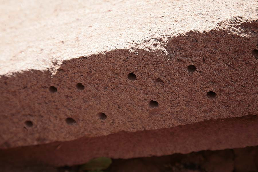 Pumapunku Drilled Holes in Stone Ancient Technology