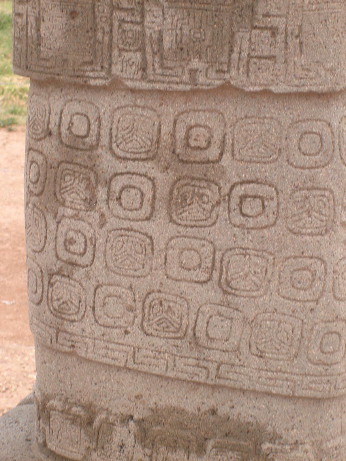 Pumapunku Language Ancient Manuscript