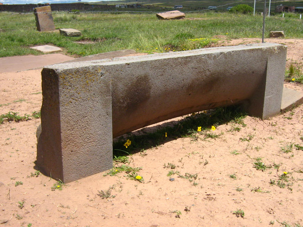 Pumapunku Megalith Stone