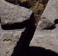 Pumapunku Slot used to hold rocks together 200x193 Pumapunku