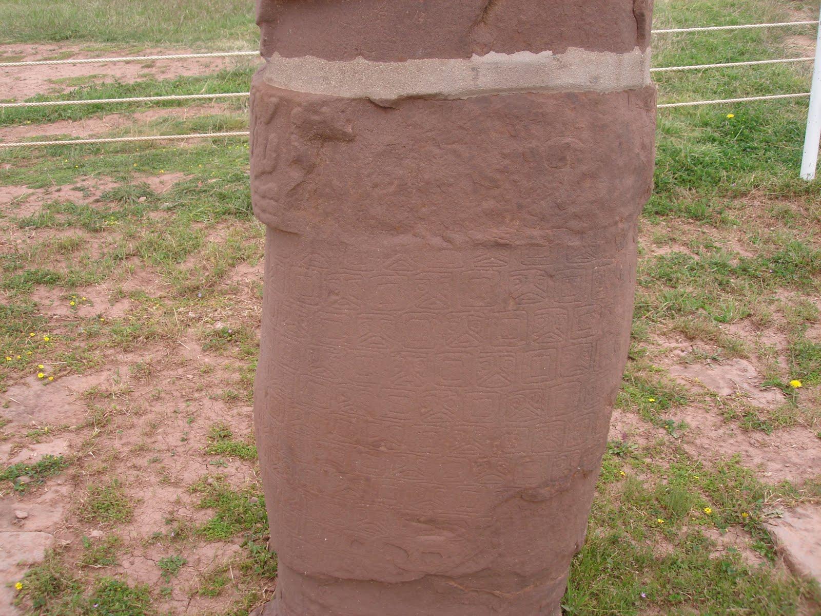 Pumapunku Statue