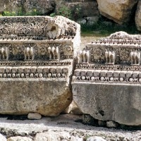 Remains of Baalbek 200x200 Baalbek