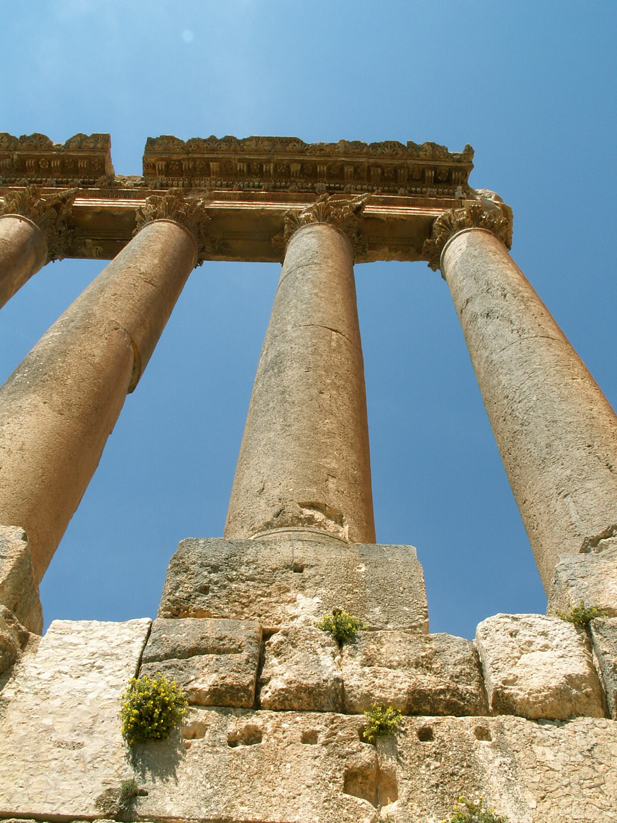 Roman Megaliths at Baalbek