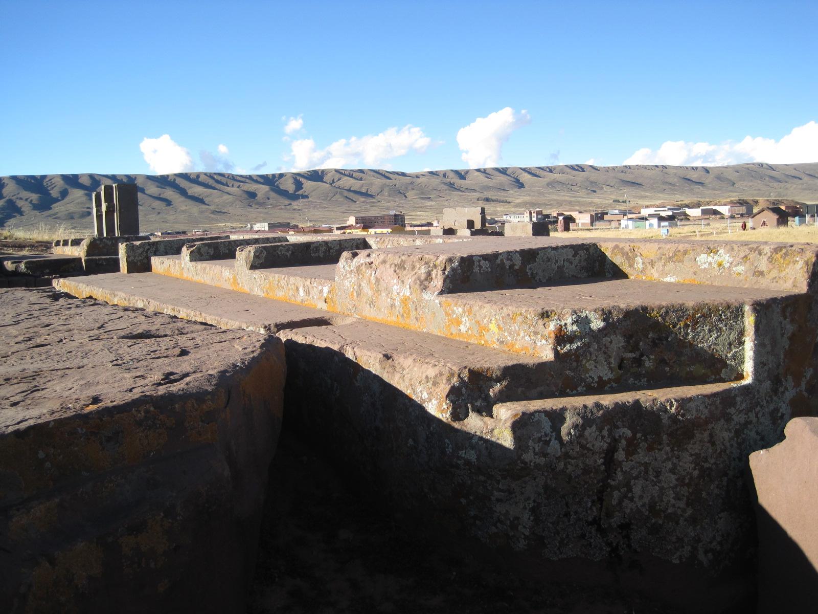 Ruins of Pumapunku, Tiwanaku