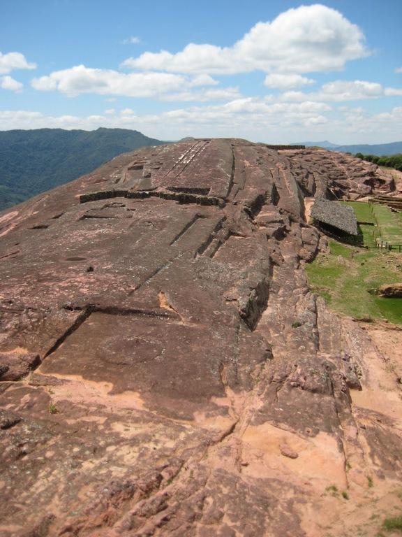 Samaipata Mountain Bolivia Pumapunku